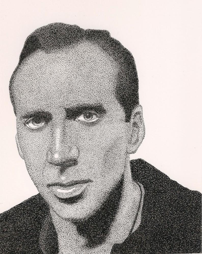Nicolas Cage par Shinichiro